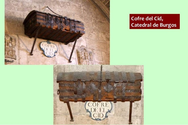 Mobiliario rom nico for Muebles baratos burgos