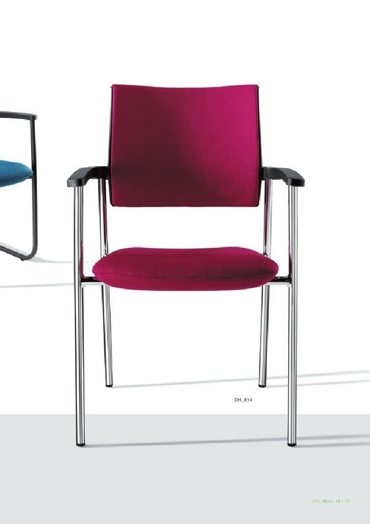 mobiliario de oficina sillas dhara