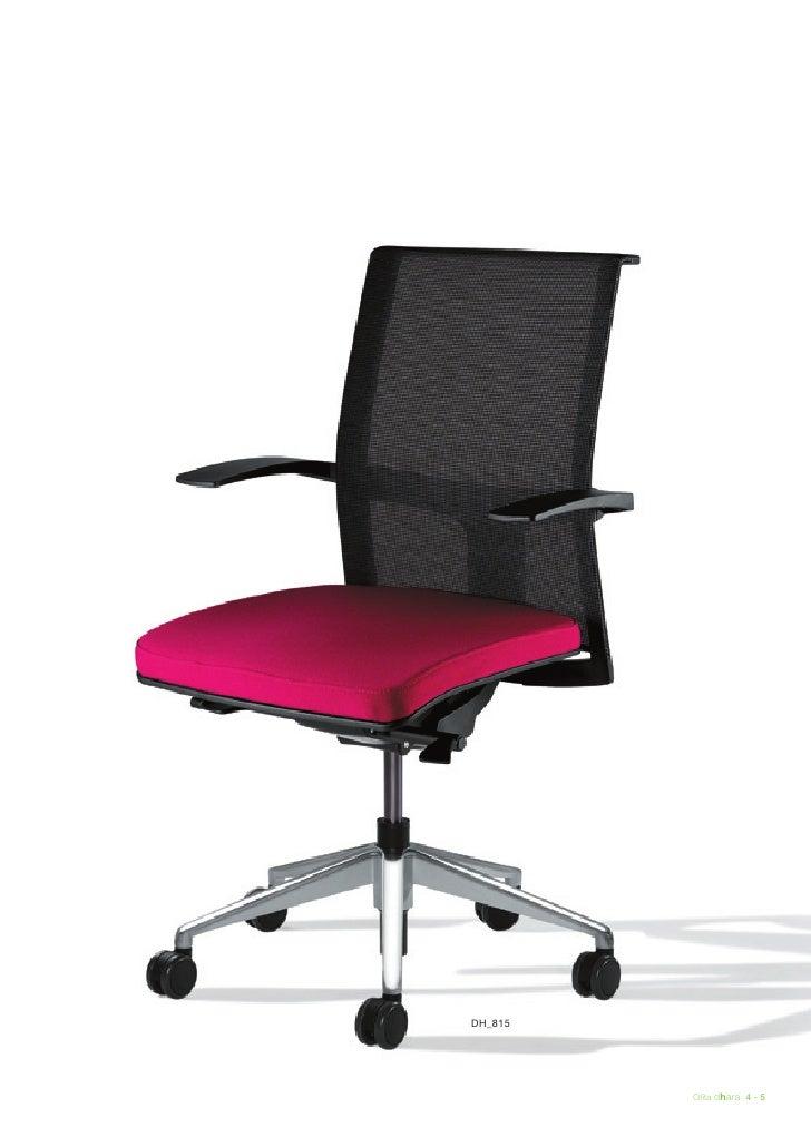 Mobiliario de oficina sillas dhara for Mobiliario oficina sillas