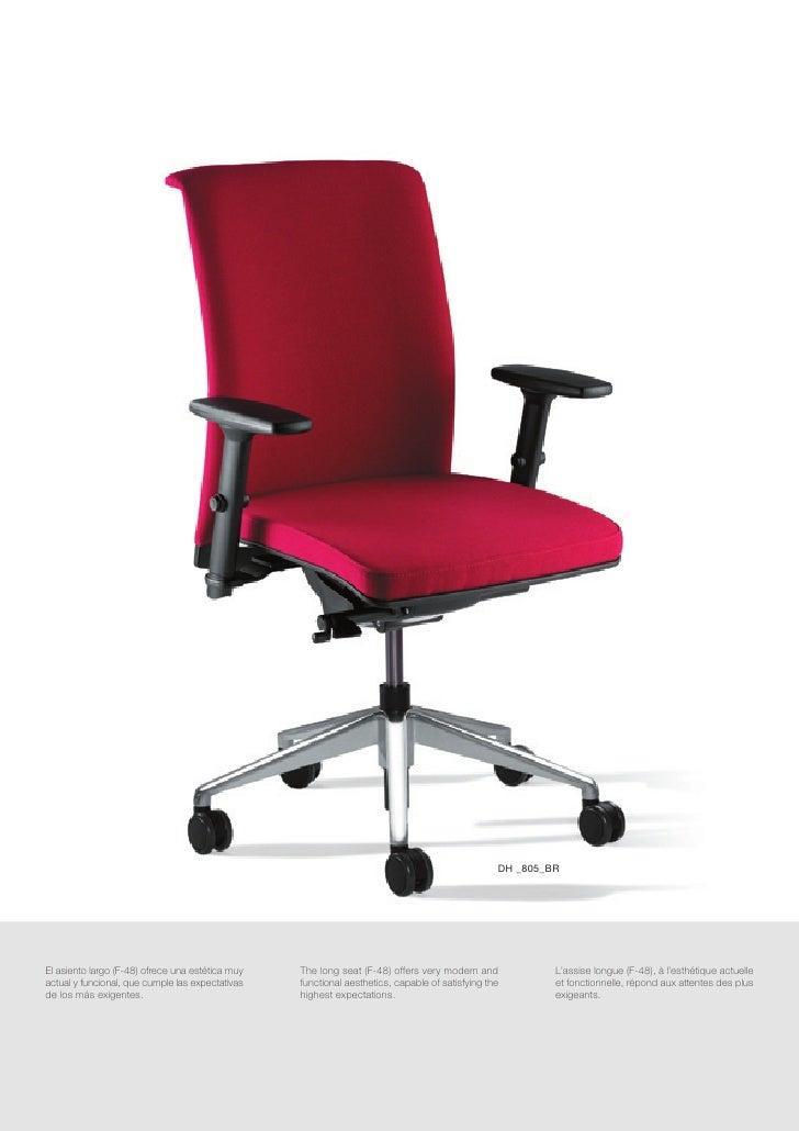 Mobiliario de oficina sillas dhara for Mobiliario de oficina