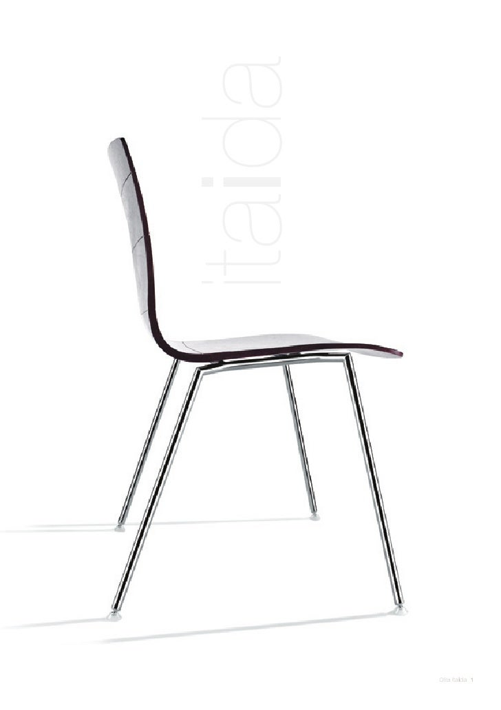 mobiliario de oficina sillas itaida