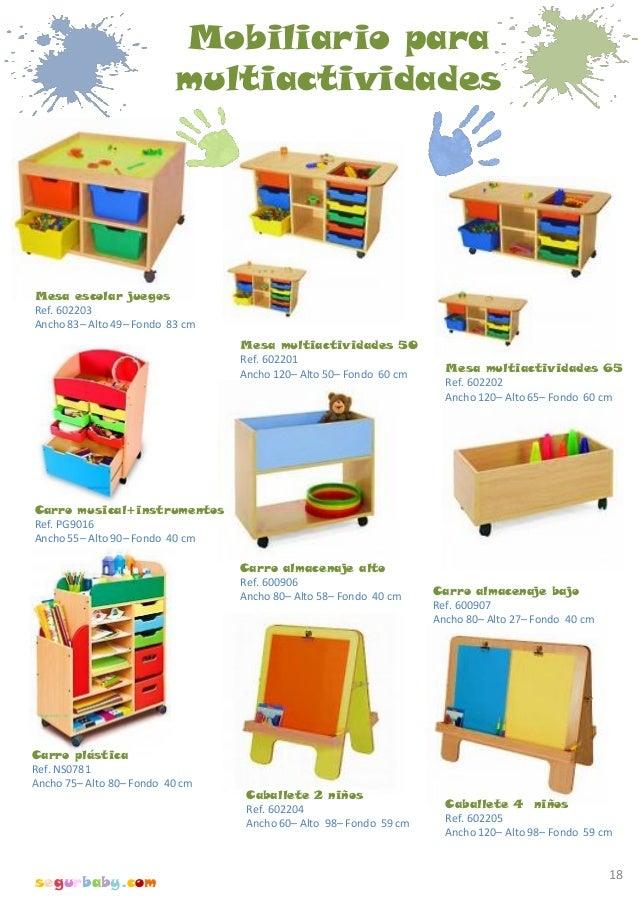 Cat logo de mobiliario escolar for Mobiliario en ingles