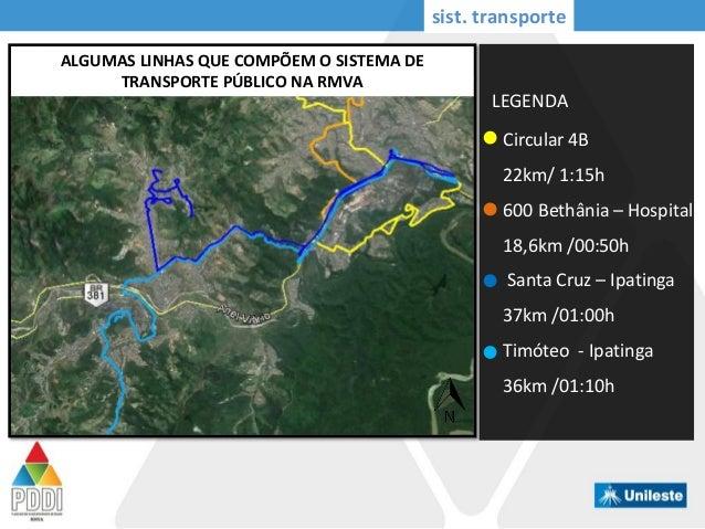 ALGUMAS LINHAS QUE COMPÕEM O SISTEMA DE TRANSPORTE PÚBLICO NA RMVA LEGENDA Circular 4B 22km/ 1:15h 600 Bethânia – Hospital...