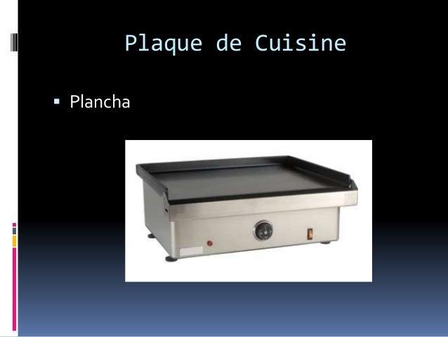 Plaque de Cuisine  Plancha