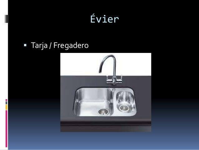 Évier  Tarja / Fregadero
