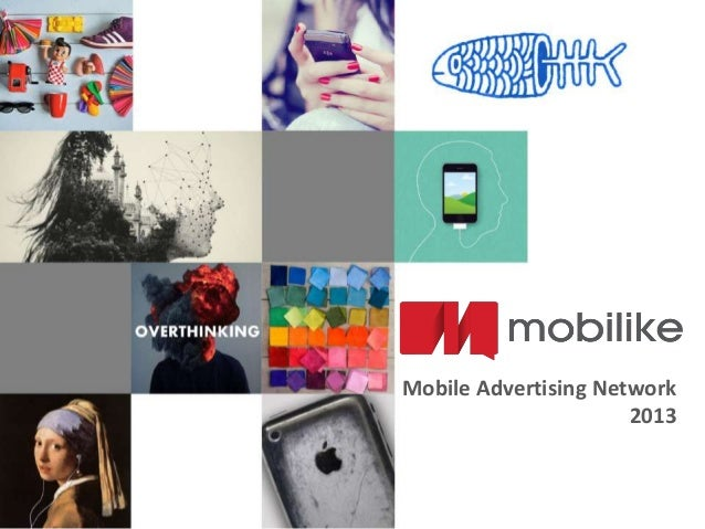 Mobile Advertising Network2013