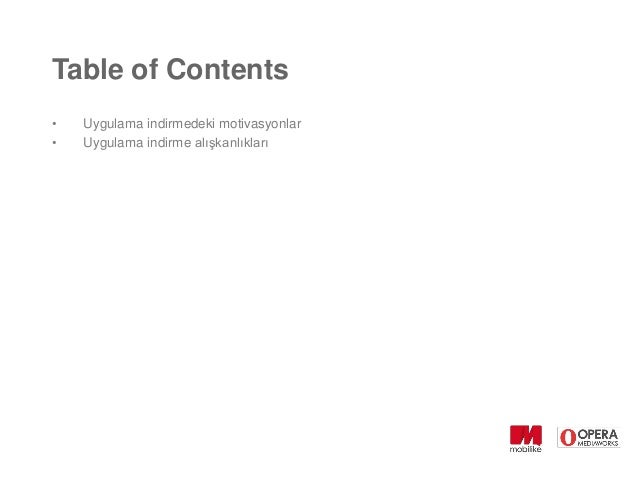 Uygulamaları Nasıl ve Neden İndiriyoruz? Slide 2