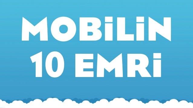"""1 Mayıs 2015 tarihinde yürürlüğe giren düzenleme sonrası markalar için yeni mobil gönderim kanalı """"Notifikasyonlar"""" olacak..."""