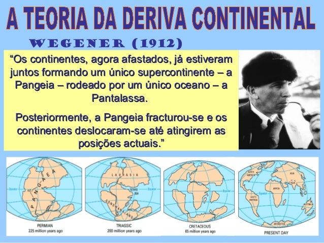 Mobilismogeolgicodaderivacontinentaltectnicaplacas Slide 2