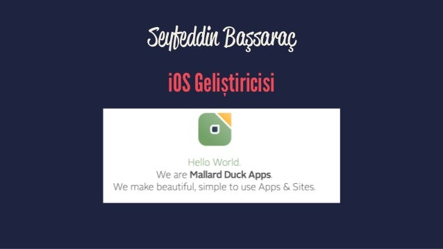 iOS Workflow: Tools, Tips & Tricks Slide 2