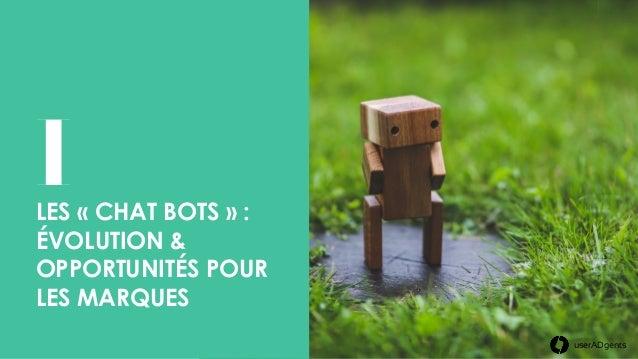 MobiliteaTime #8 : Les Chat Bots Slide 3
