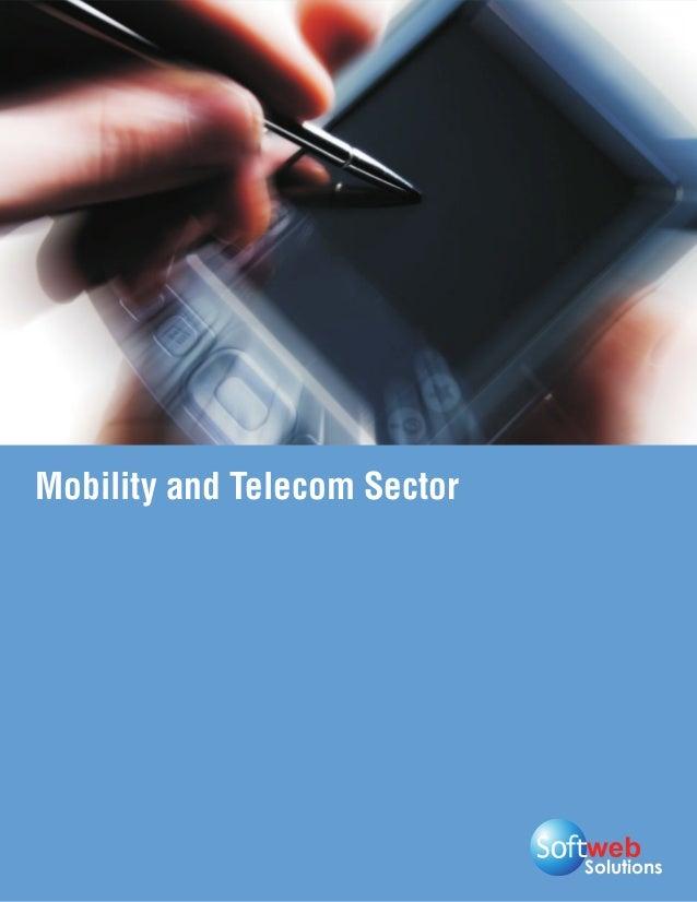 SolutionsMobility and Telecom Sector