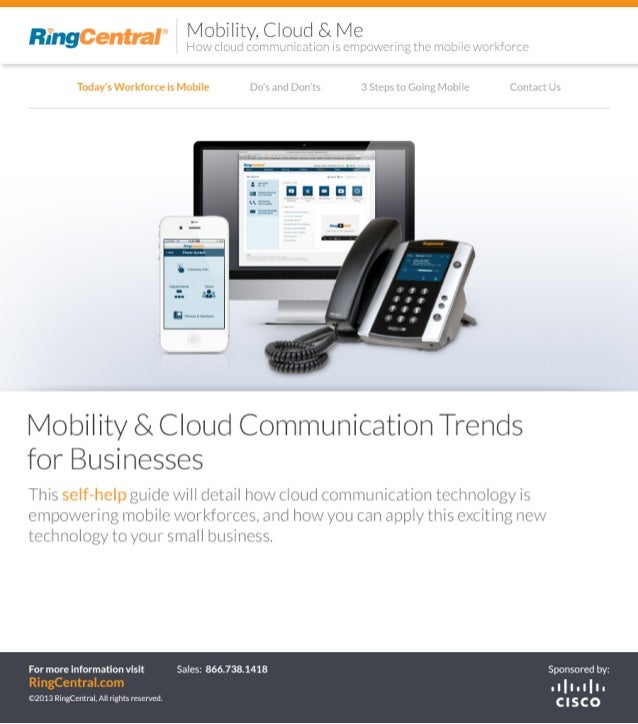 Empower Your Workforce with the Power of Cloud Mobility