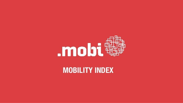 MOBILITY INDEX