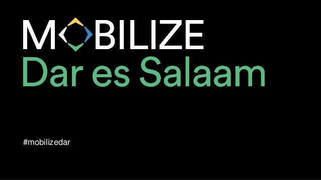 #mobilizedar