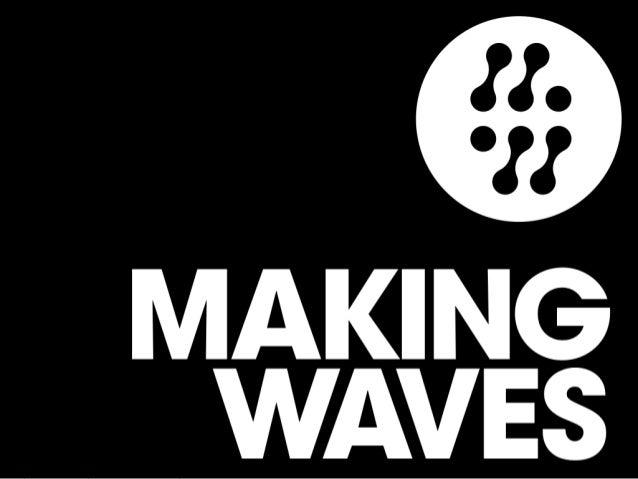 26.11.2010 © MAKING WAVES 2 Mobil som markedsplass Mulighetene er mer enn iPhone