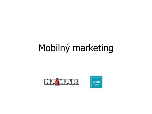 Mobilný marketing
