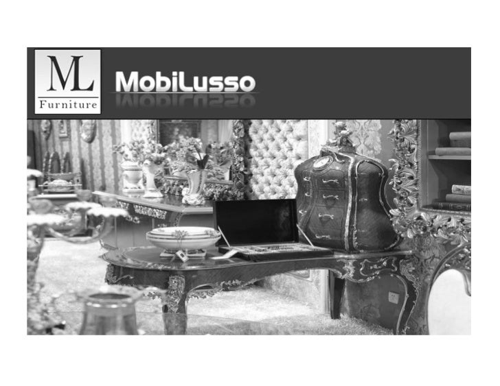MobiLusso For Luxury Furniture & Antiques - Interiors Design