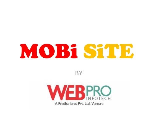 MOBi SiTEBY