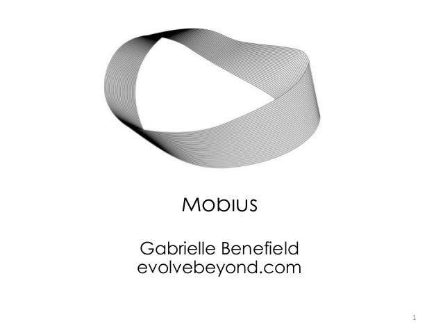 Möbius Gabrielle Benefield evolvebeyond.com 1
