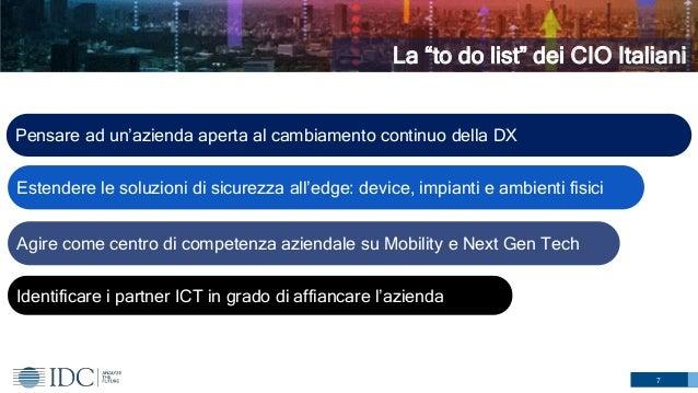 Pensare ad un'azienda aperta al cambiamento continuo della DX Estendere le soluzioni di sicurezza all'edge: device, impian...