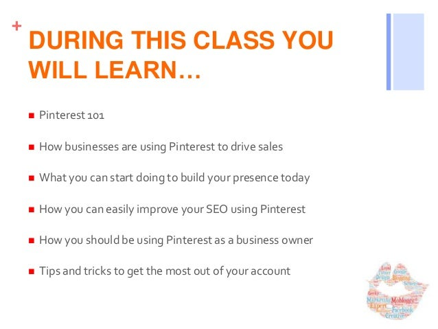 How to use Pinterest for your business Slide 2