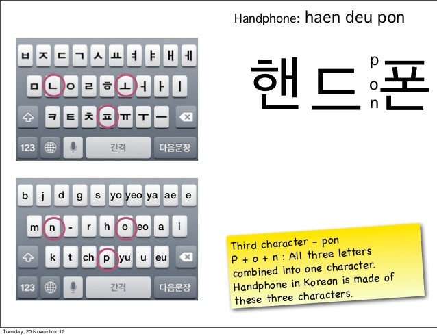 Handphone:     haen deu pon                                                                                       p       ...