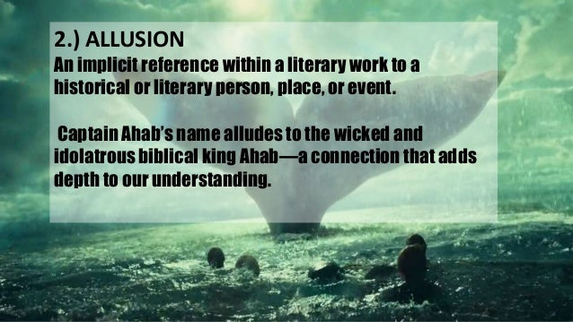 Biblical allusions of moby dick