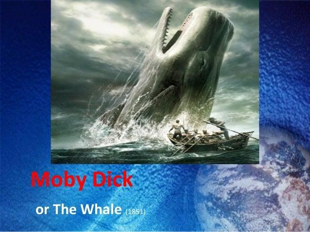 moby dick essay topics