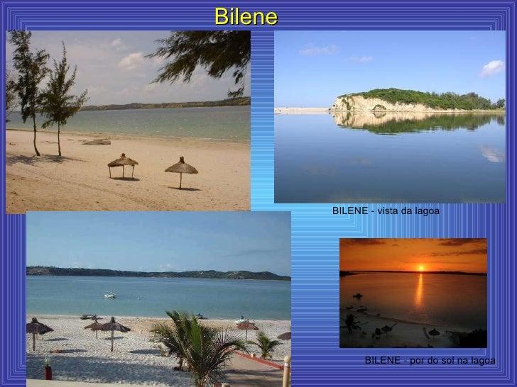 Bilene BILENE - vista da lagoa  BILENE - por do sol na lagoa