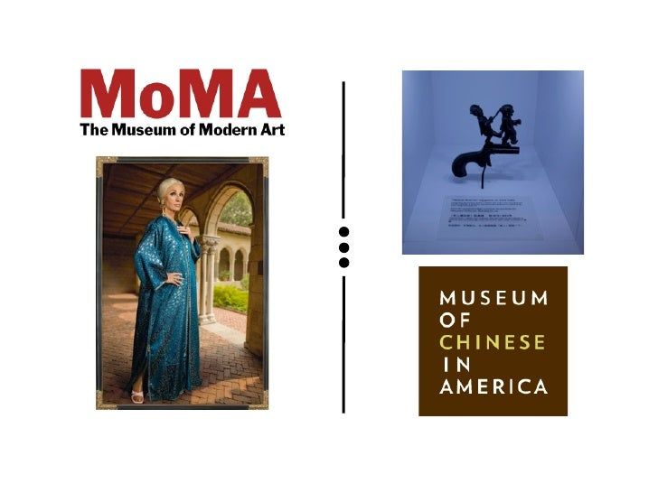 ROLE OF DESIGN                 MoMA             MoCA   Let the art speak by itself;         Less design oriented;         ...
