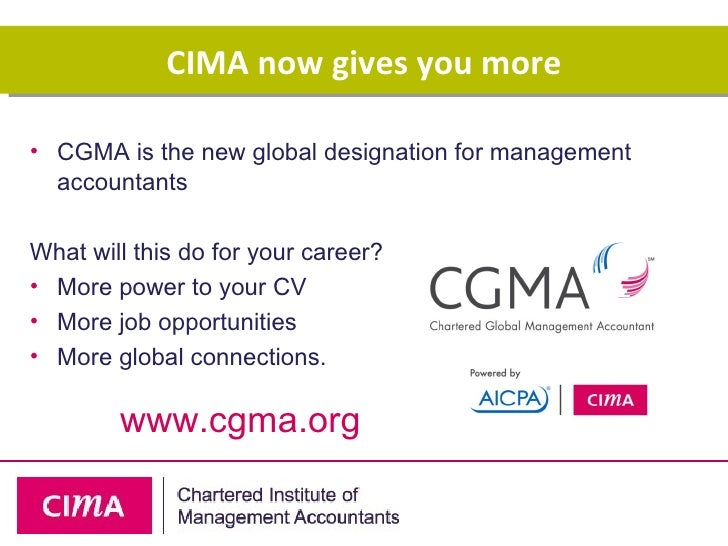 Affordable ACCA, CIMA & CIPS Classes With An International ...