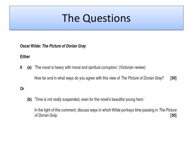 questions and answers for dorian gray See if you understand ''the picture of dorian gray'' with an interactive quiz and  printable worksheet  you will receive your score and answers at the end.