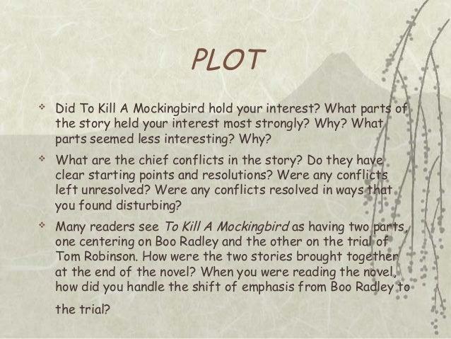 To Kill A Mockingbird Visual Literary Analysis