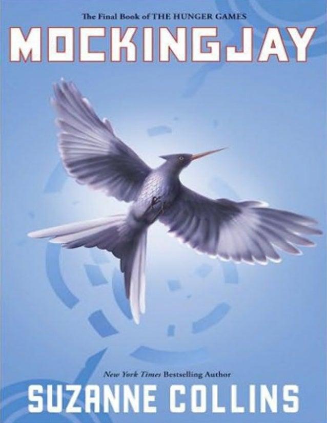Mockingjay book report