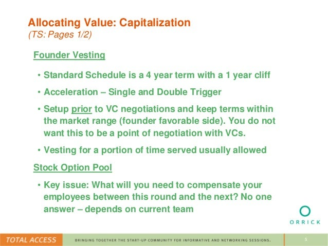 trendsetter negotiation and term sheets Describes two aspiring entrepreneurs who have just received offering documents  for venture funding (known as term sheets) from two venture.