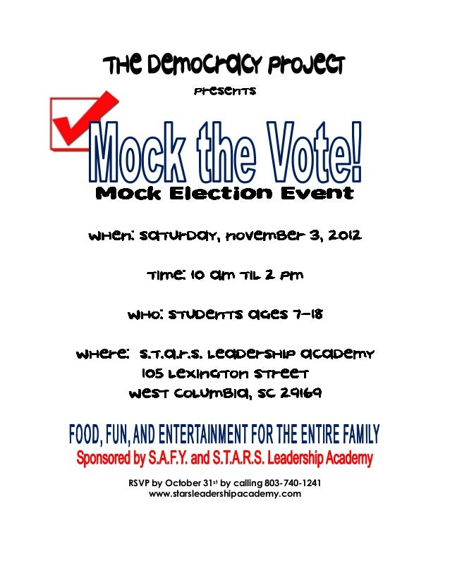 RSVP by October 31st by calling 803-740-1241 www.starsleadershipacademy.com