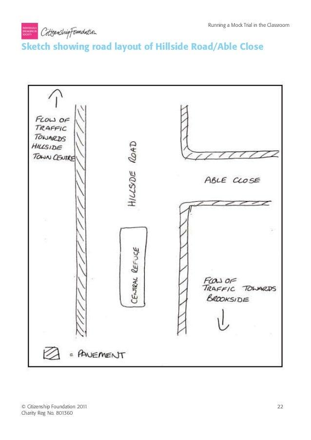 Best Traffic Accident Sketch Photos - Wiring Diagram Ideas ...