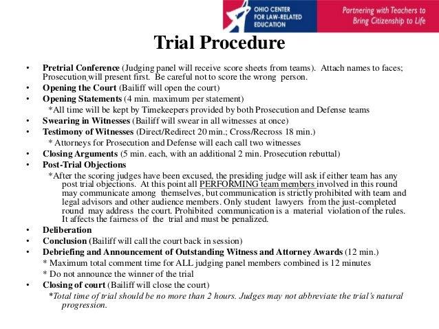 mock trial judge powerpoint 2016