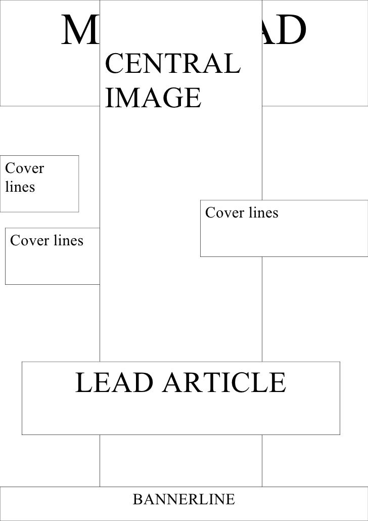 MASTHEAD              CENTRAL              IMAGECoverlines                      Cover linesCover lines         LEAD ARTICL...