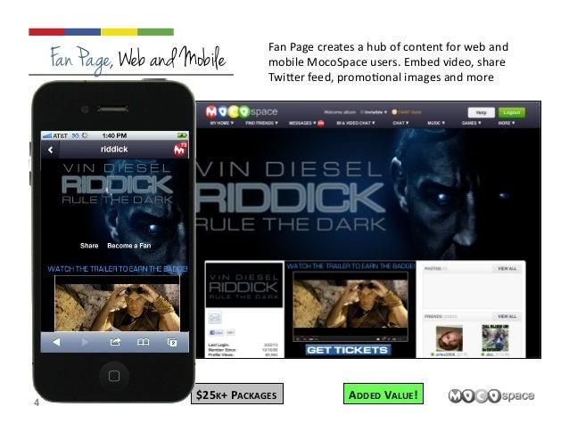 mocospace mobile website