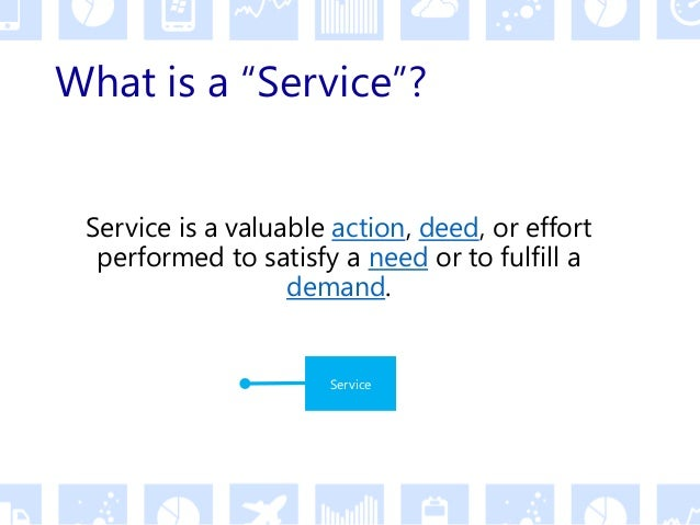 """What is SOA? """"Service orientation is a means for integrating across diverse systems"""" System 1 System 2 System 3"""