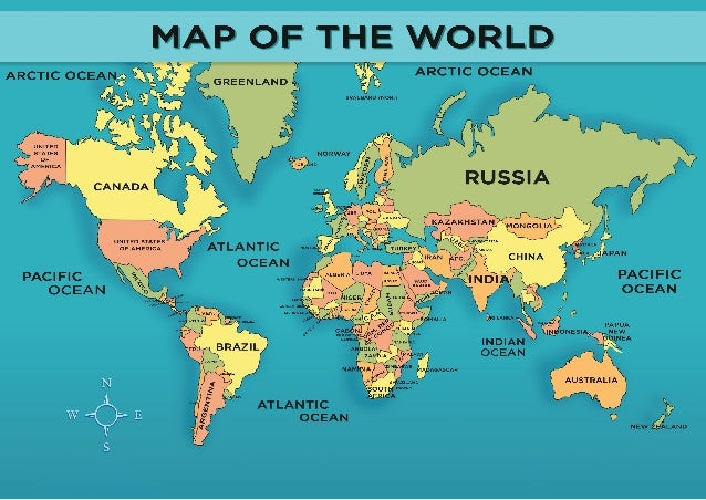 Map Of Country World Map with Country   Mocomi Kids