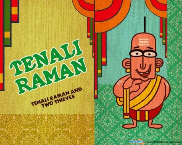 Tenali Raman: Tenali Raman And Two Thieves