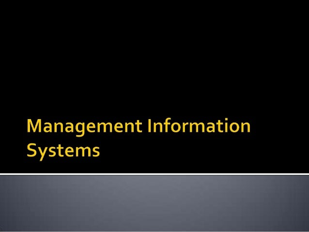 Foundation of information systems ; Evolution of MIS: Concepts; framework for understanding and designing MIS in an organi...
