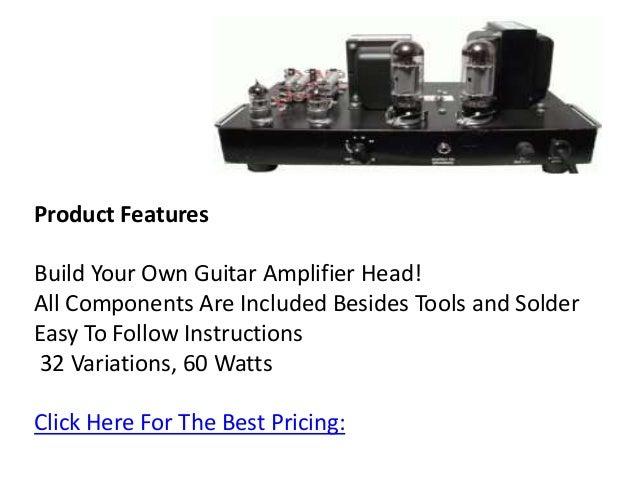 mod 101 diy guitar amplifier kit tube amp kit. Black Bedroom Furniture Sets. Home Design Ideas