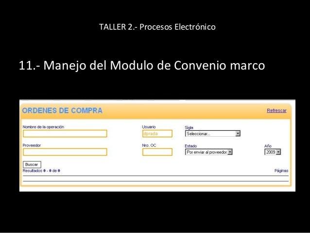 Taller 3.- PAC– Contratos 12.- Enseñar Ingreso de PAC 2010.