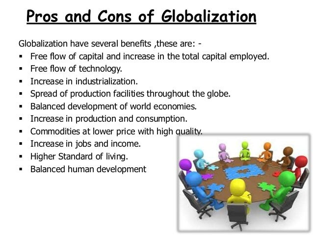 negative effect of globalization essay