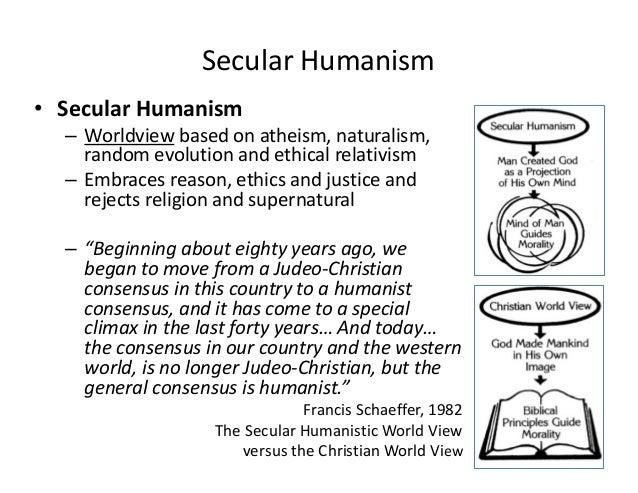 humanism vs christianity pdf