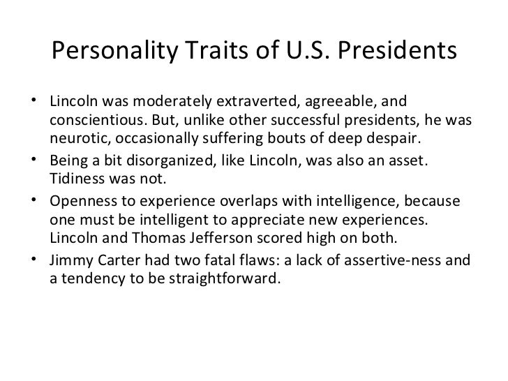 Architect Personality Traits mod 31 contemporary perspectives on personality